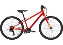Cannondale Quick 24 rot