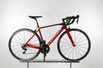 Orbea Orbea ORCA M20Team Carbon RH51 rot orange blau